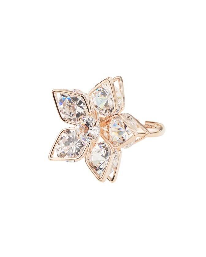 Кольцо Lady Collection в романтичном стиле о...