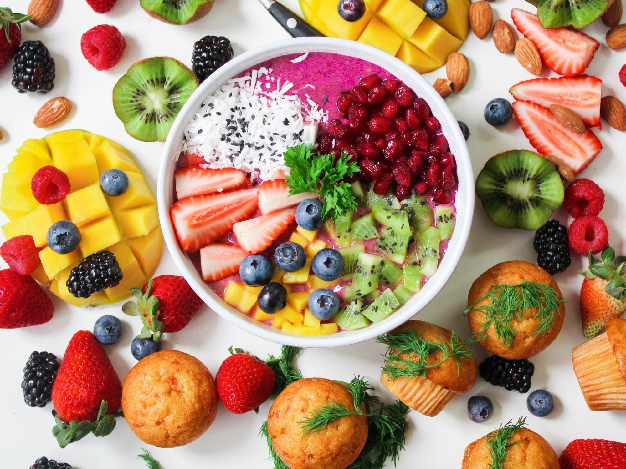 Включи в диету: 7 продуктов-жиросжигателей