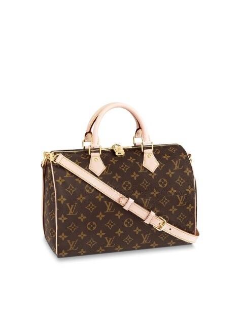 Впервые свет увидел сумку Louis Vuitton Speedy е&...