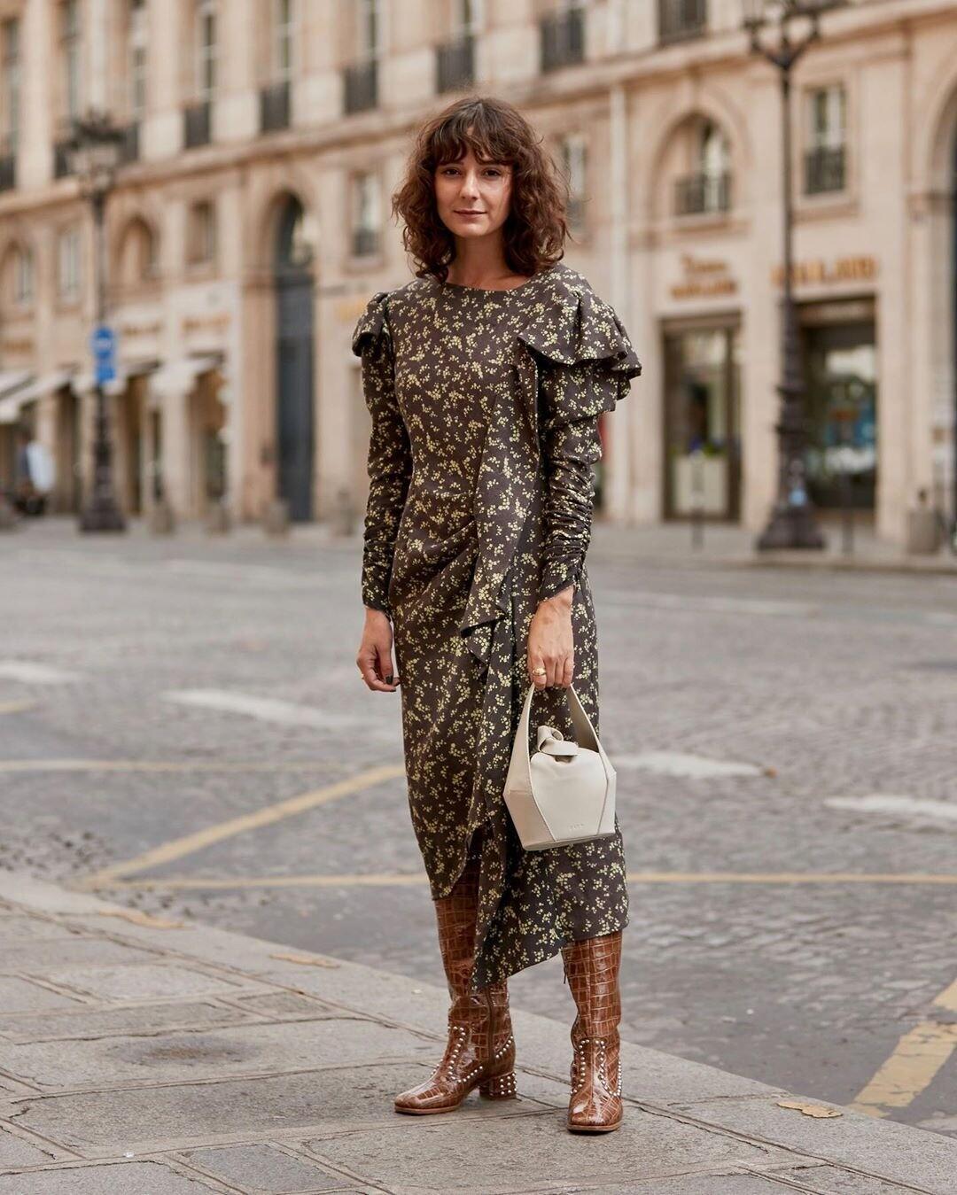 7 крутых платьев, которые не выйдут из моды в следующем сезоне