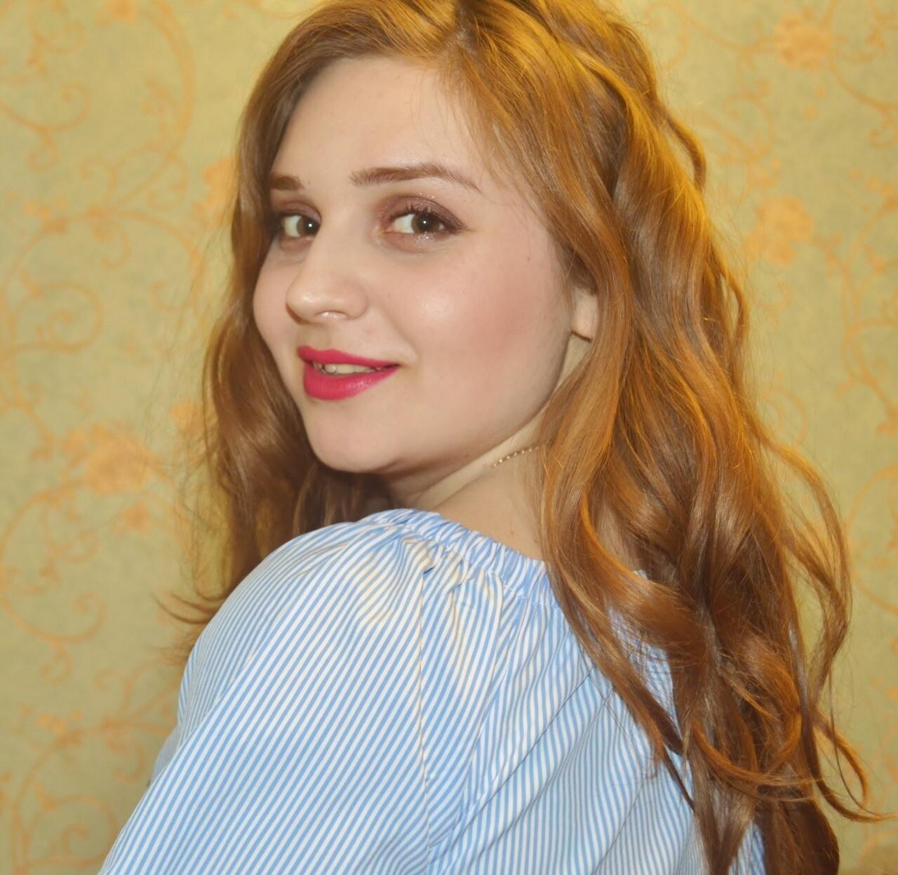 Анастасия  Бурдужа