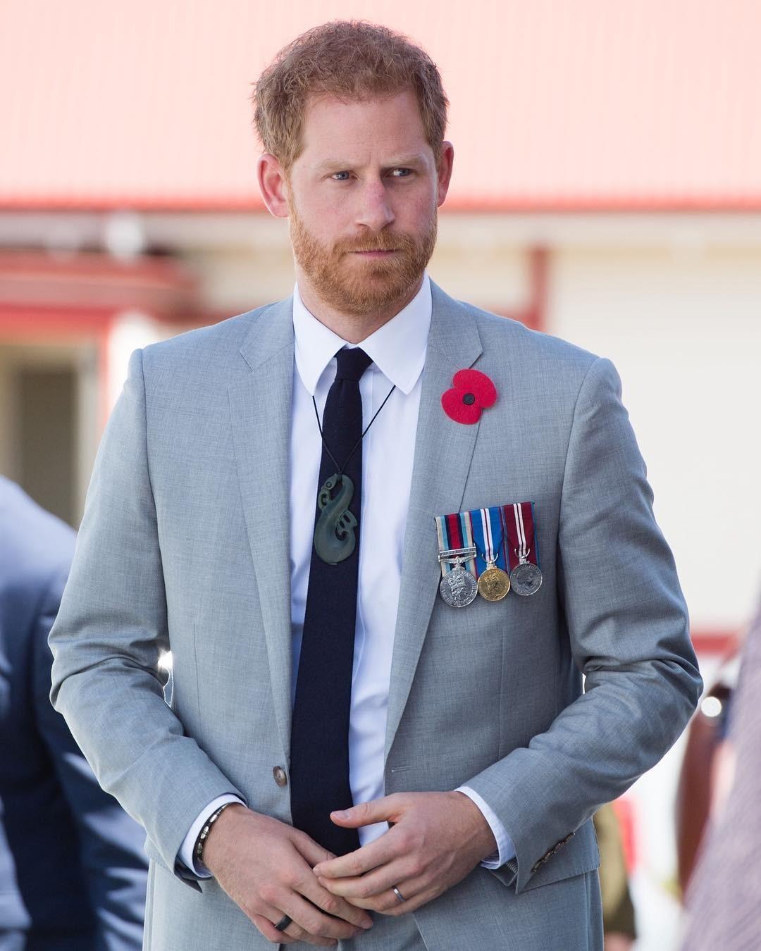 Принц Гарри призвал окружающих к ответственности перед будущими поколениями
