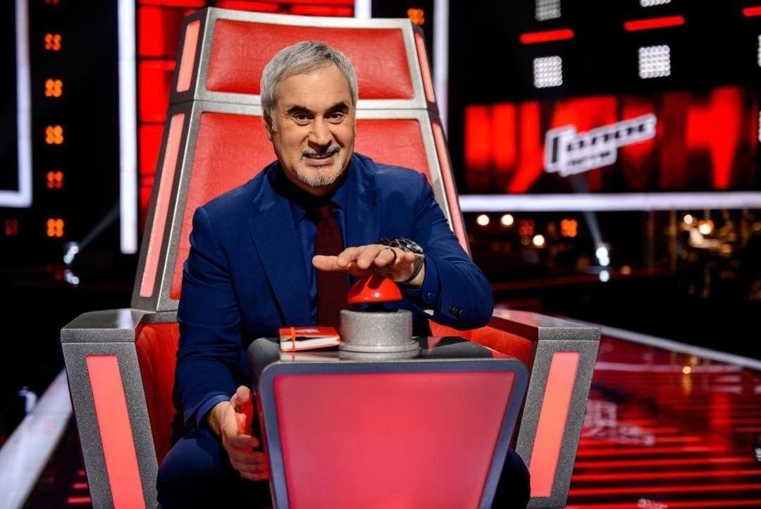Валерий Меладзе защитил Светлану Лободу от критики фанатов шоу «Голос. Дети»