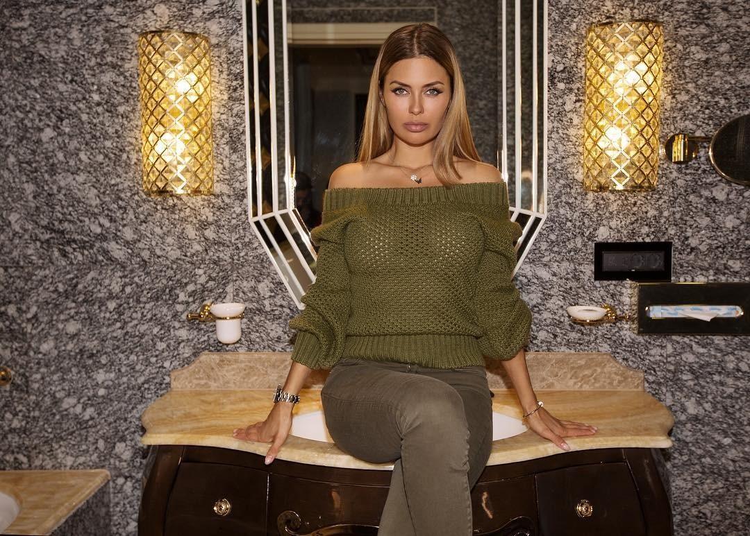 Виктория Боня разработала уникальный дизайн украшений для ювелирного бренда