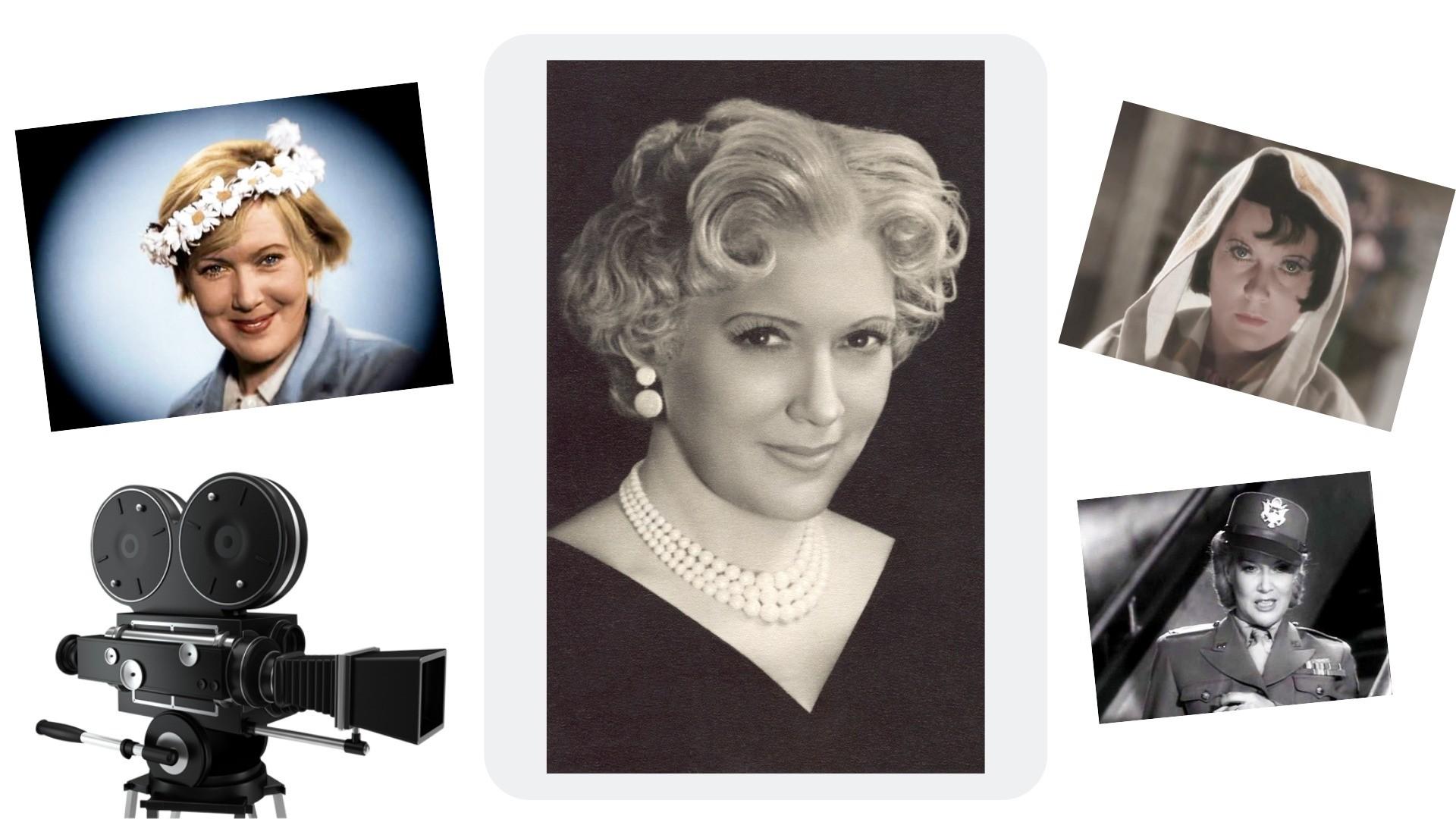 Ко дню рождения Любови Орловой: 5 культовых ролей дивы советского экрана