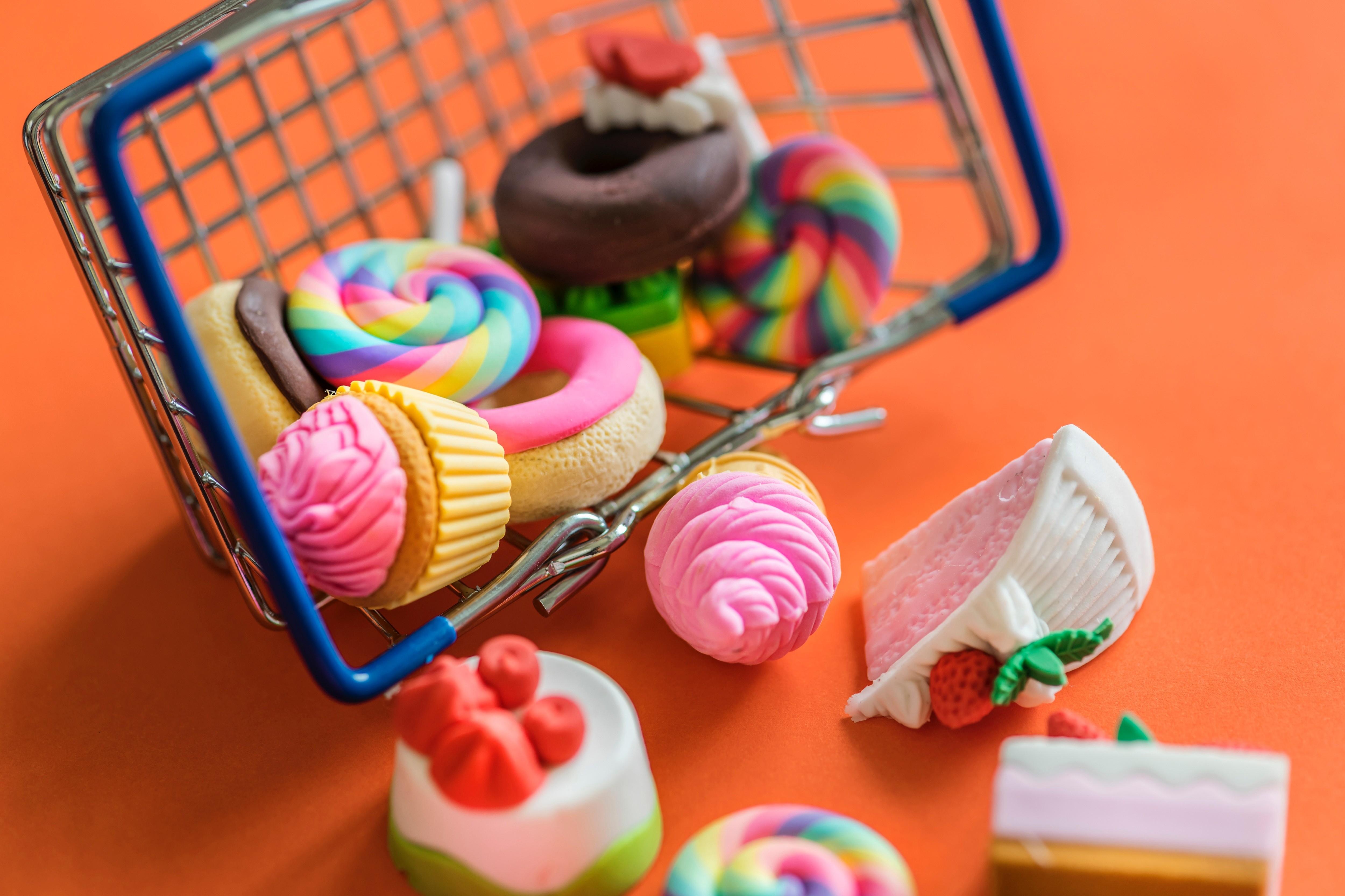 3 группы продуктов, которые вызывают зависимость