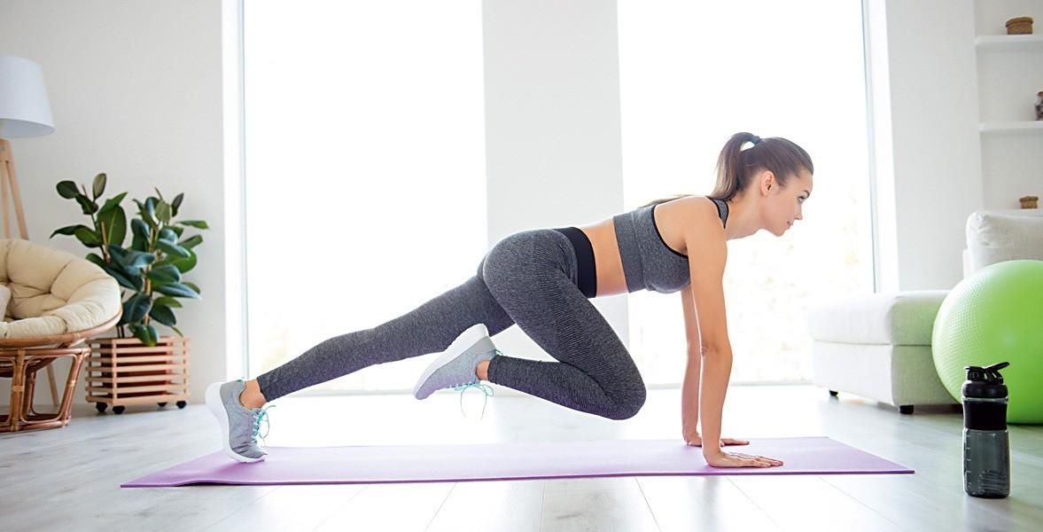 6 эффективных упражнений для ягодиц