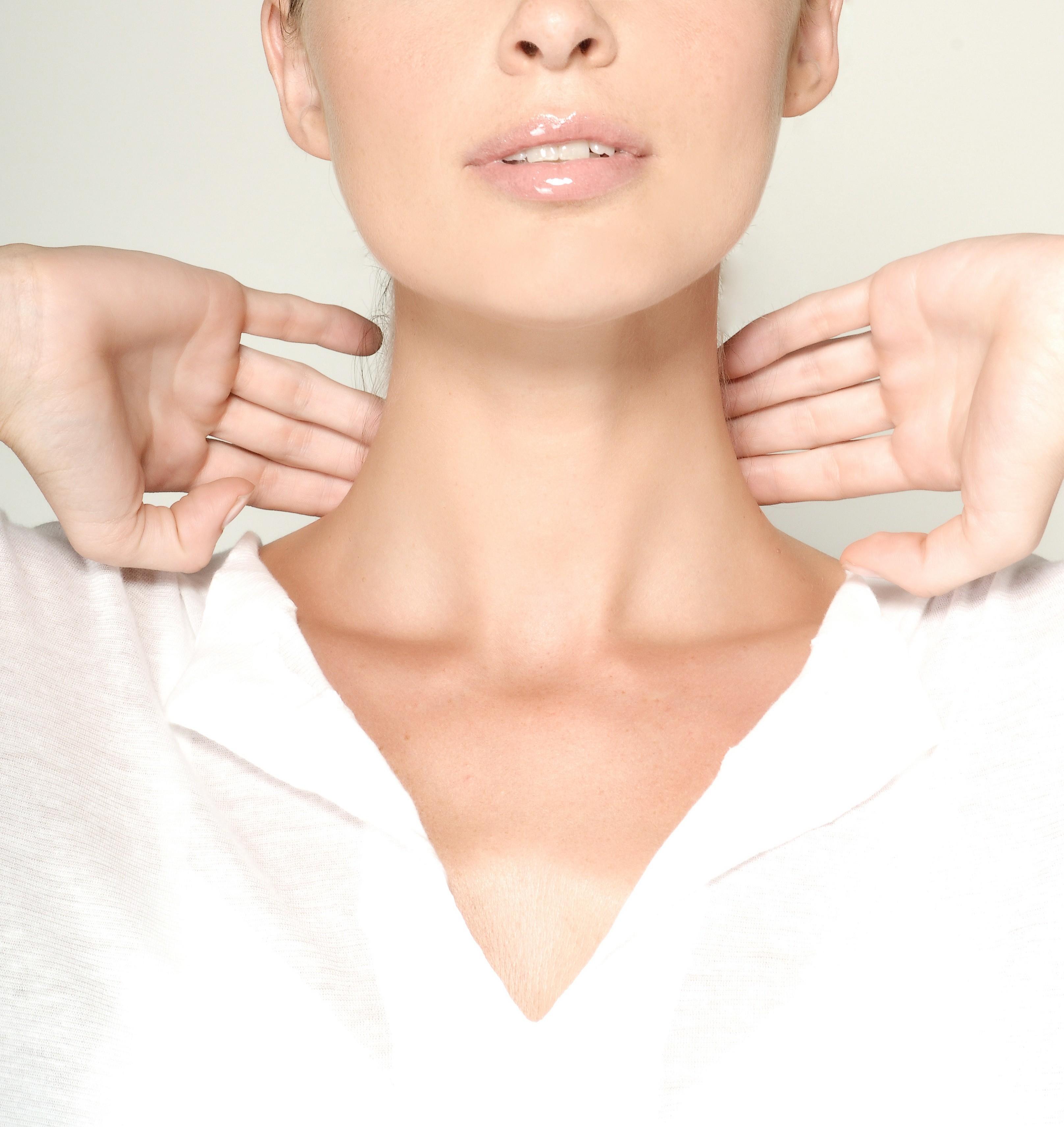 Красивое декольте и лебединая шея: 6 простых шагов