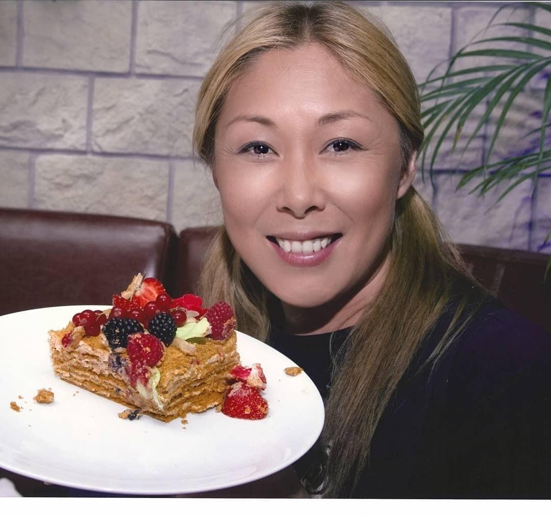 Анита Цой отказалась от сладкого