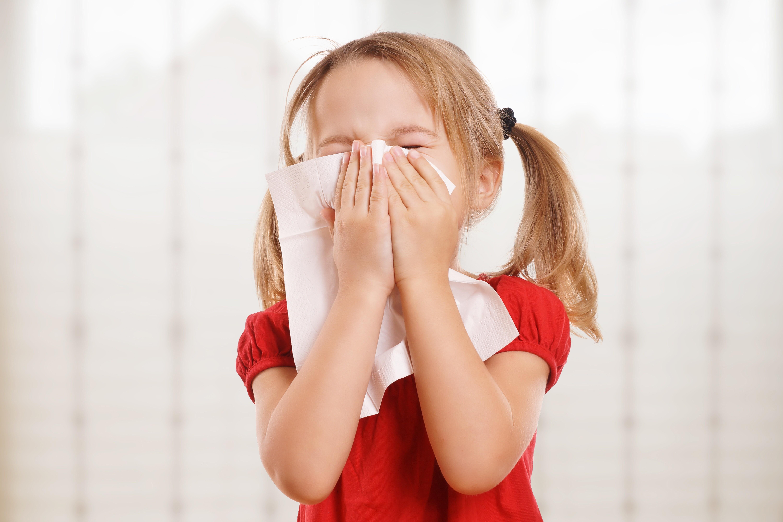 Почему простуду у ребенка нужно лечить быстро?
