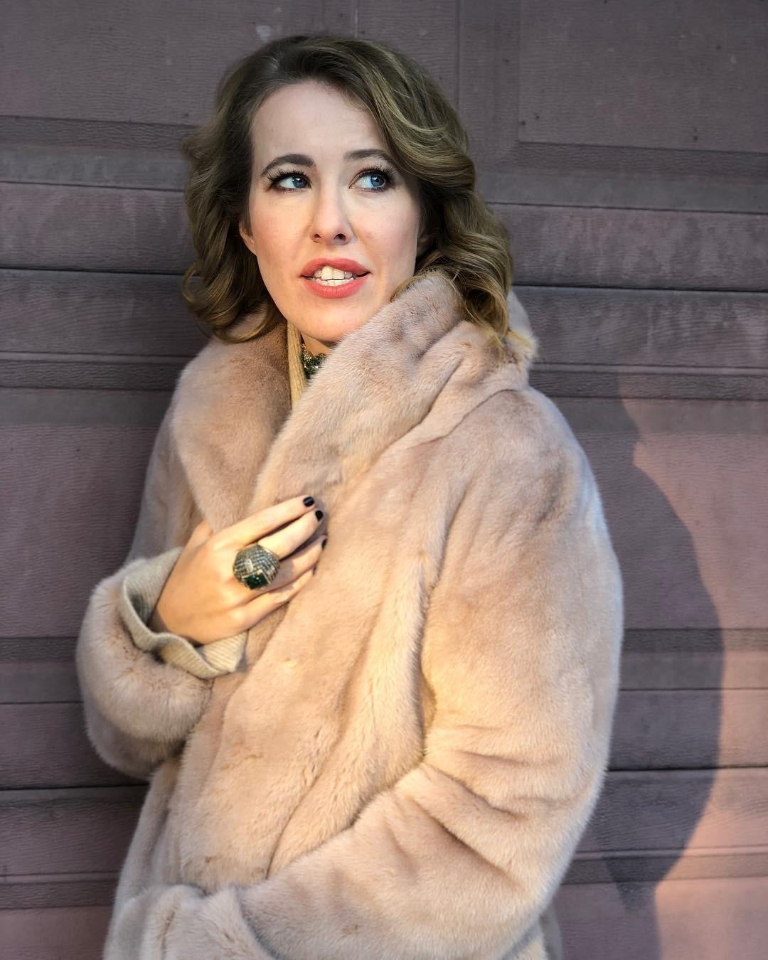 Ксения Собчак снялась в сериале Константина Богомолова