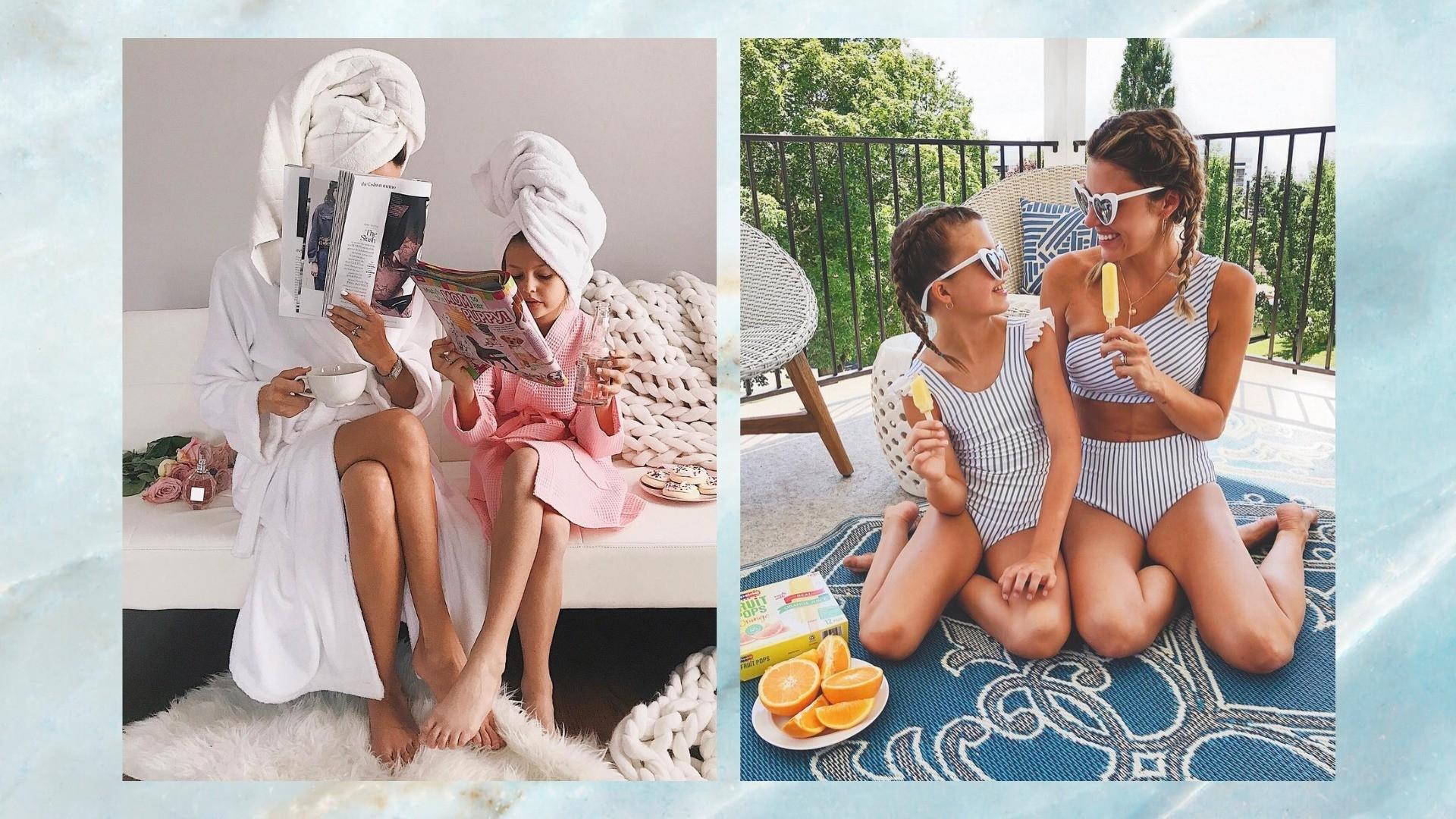 8 стильных мам-блогеров, которые не превратились в теток после беременности