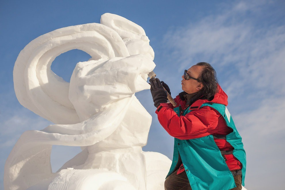 Фестиваль «Волшебный лед Сиби&#...
