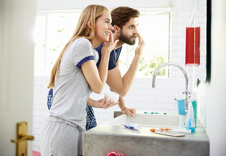 Мужская косметика: чем тебе можно пользоваться?