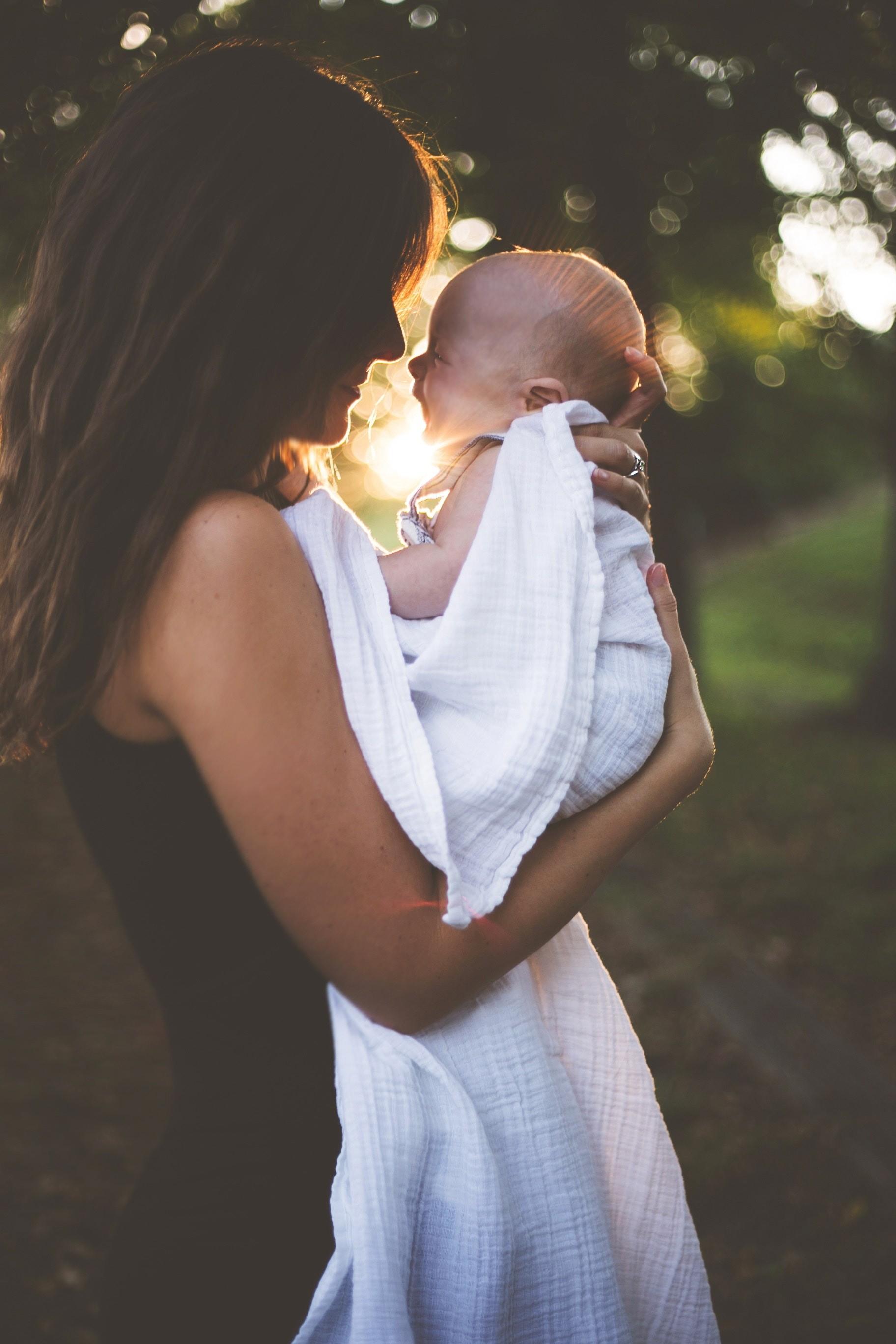 Что дает женщине беременность: 7 суперспособностей