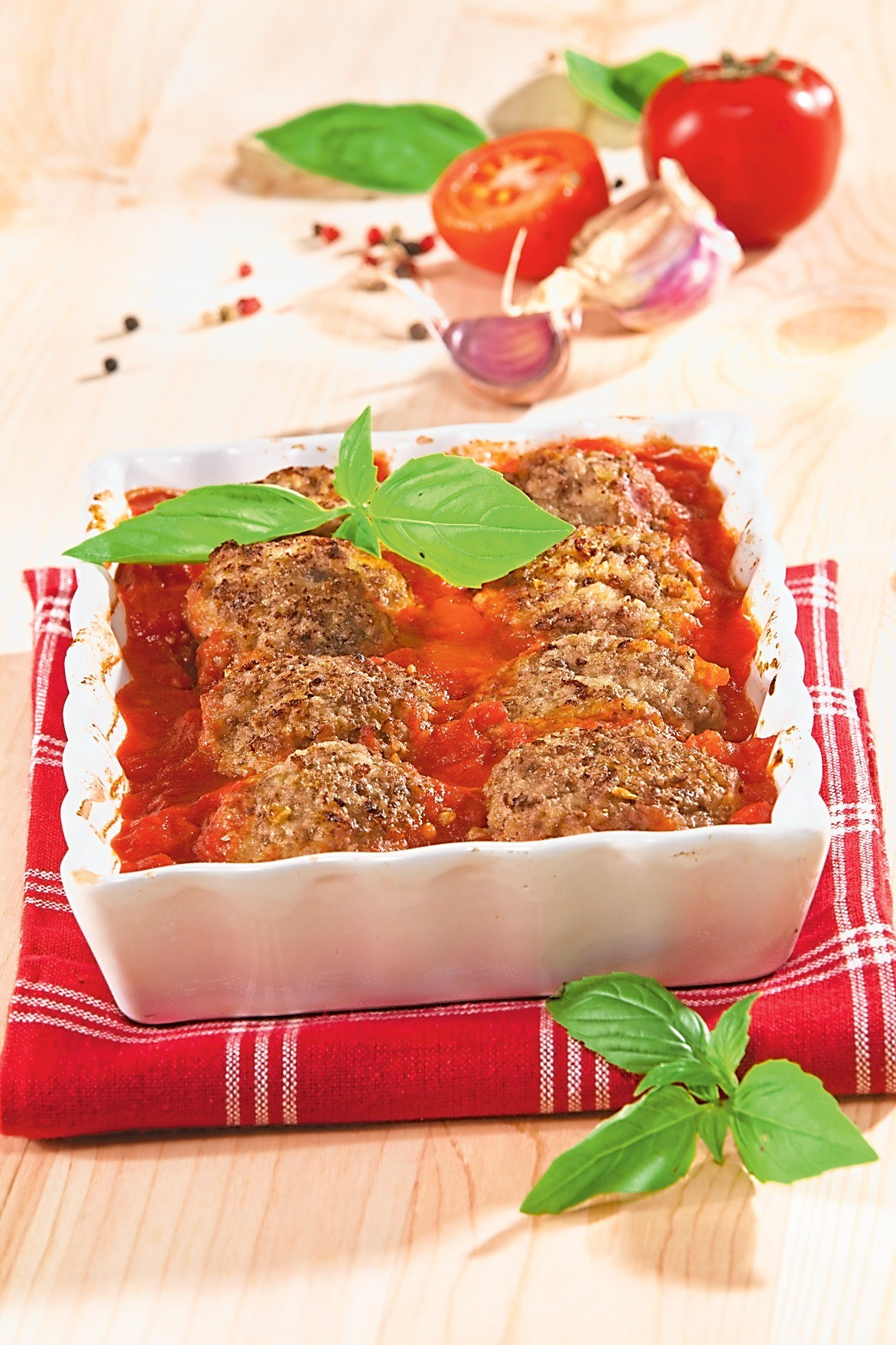 Необычный ужин: рецепт котлет по-гречески
