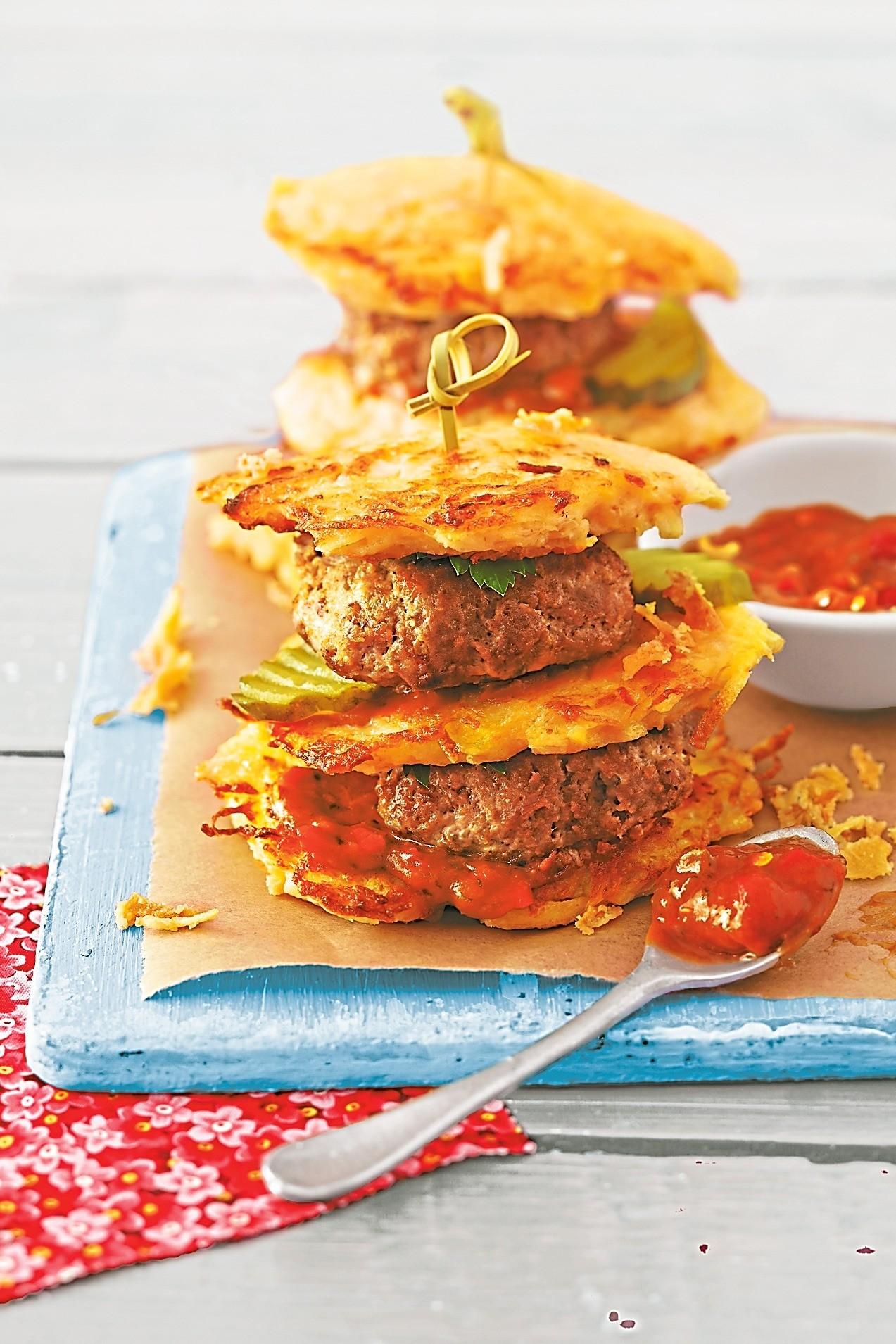Как приготовить бургер дома: пошаговый рецепт