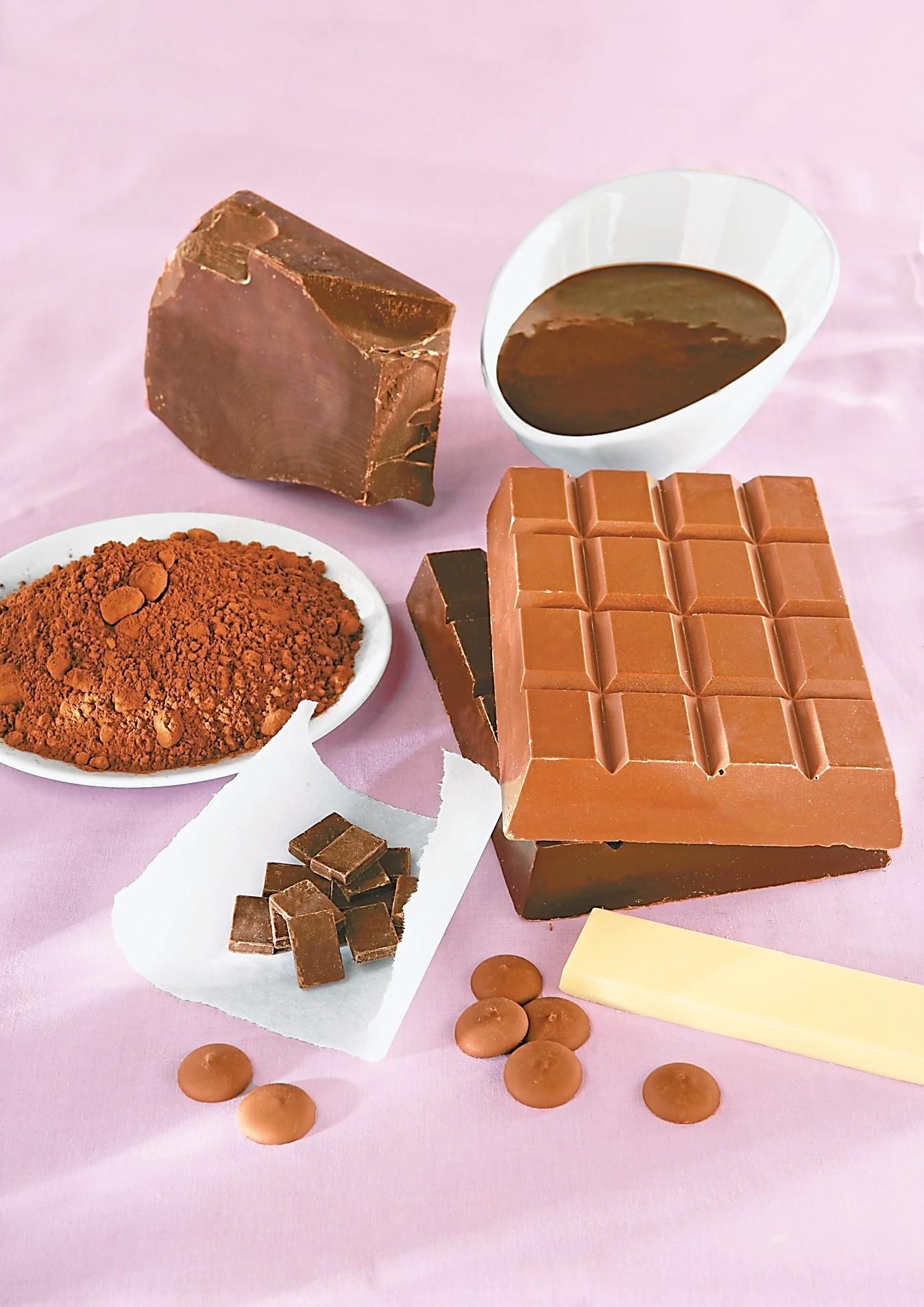 Подними себе настроение: 3 необычных рецепта из шоколада