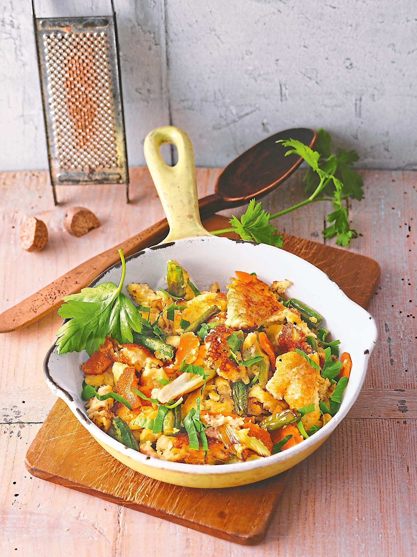 Быстрый и полезный завтрак: рецепт омлета с овощами