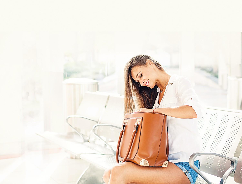 Что делать, если потеряла сумку?