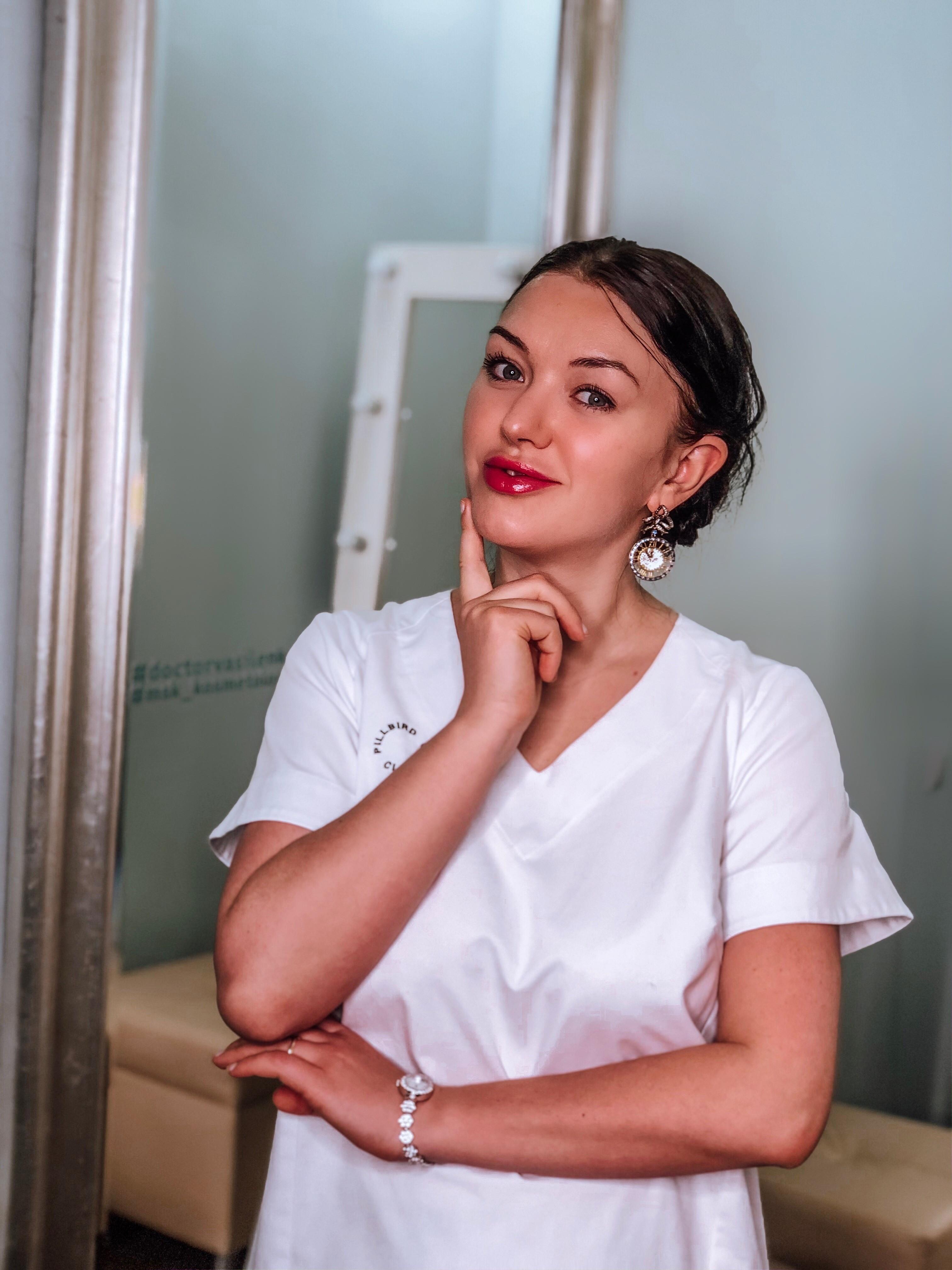 Ирина Василенко, пластический хирург, основатель центра эстетической медицины Dr.Vasilenko