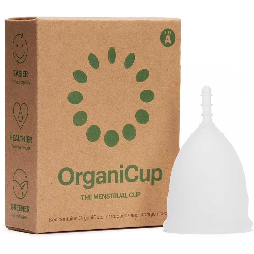OrganiCup чаша менструальная
