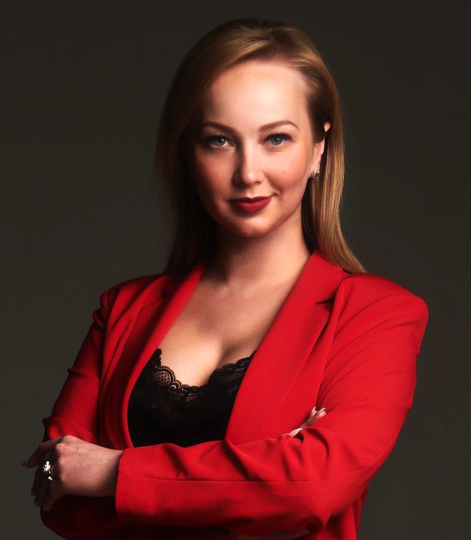 Анна Харченко – финансовый советник исертифицированный специалист Центрального банка (Instagram: @finance_blond)