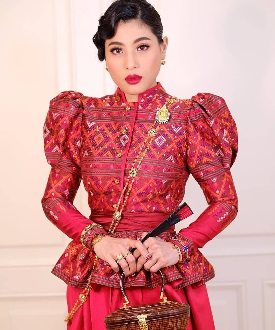 Дочь правящего короля Таиланд&#...