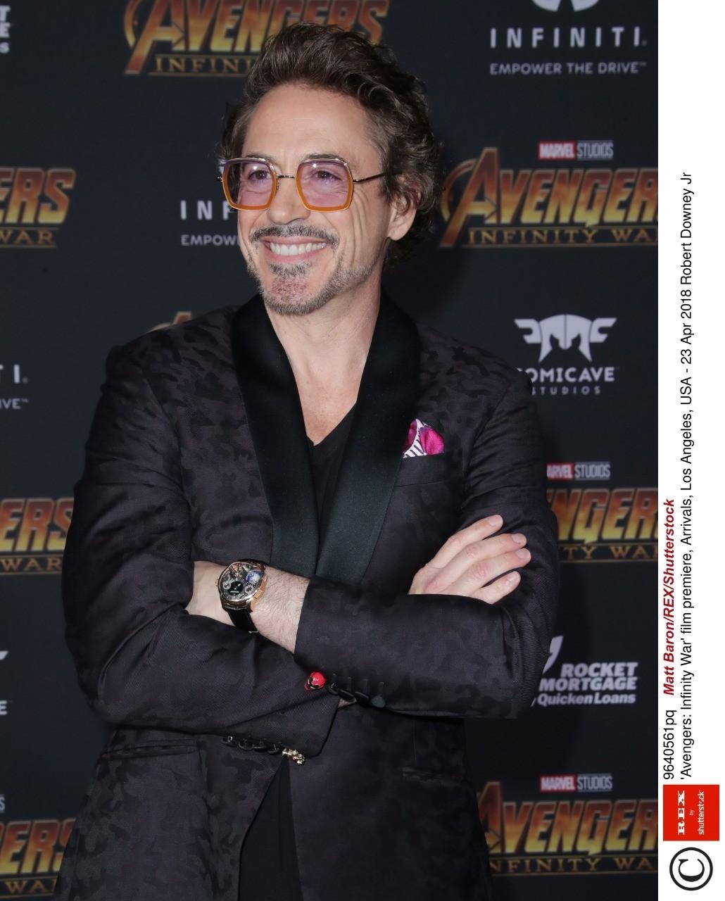 Знаменитый актер, сыгравший вфильмах «Железный человек», «Мстители» и«Шерлок Холмс», неполучил «Оскар», хотя ибыл номинирован. Но Роберт нерасстраивается. Он смело заявляет: «Даже ес...