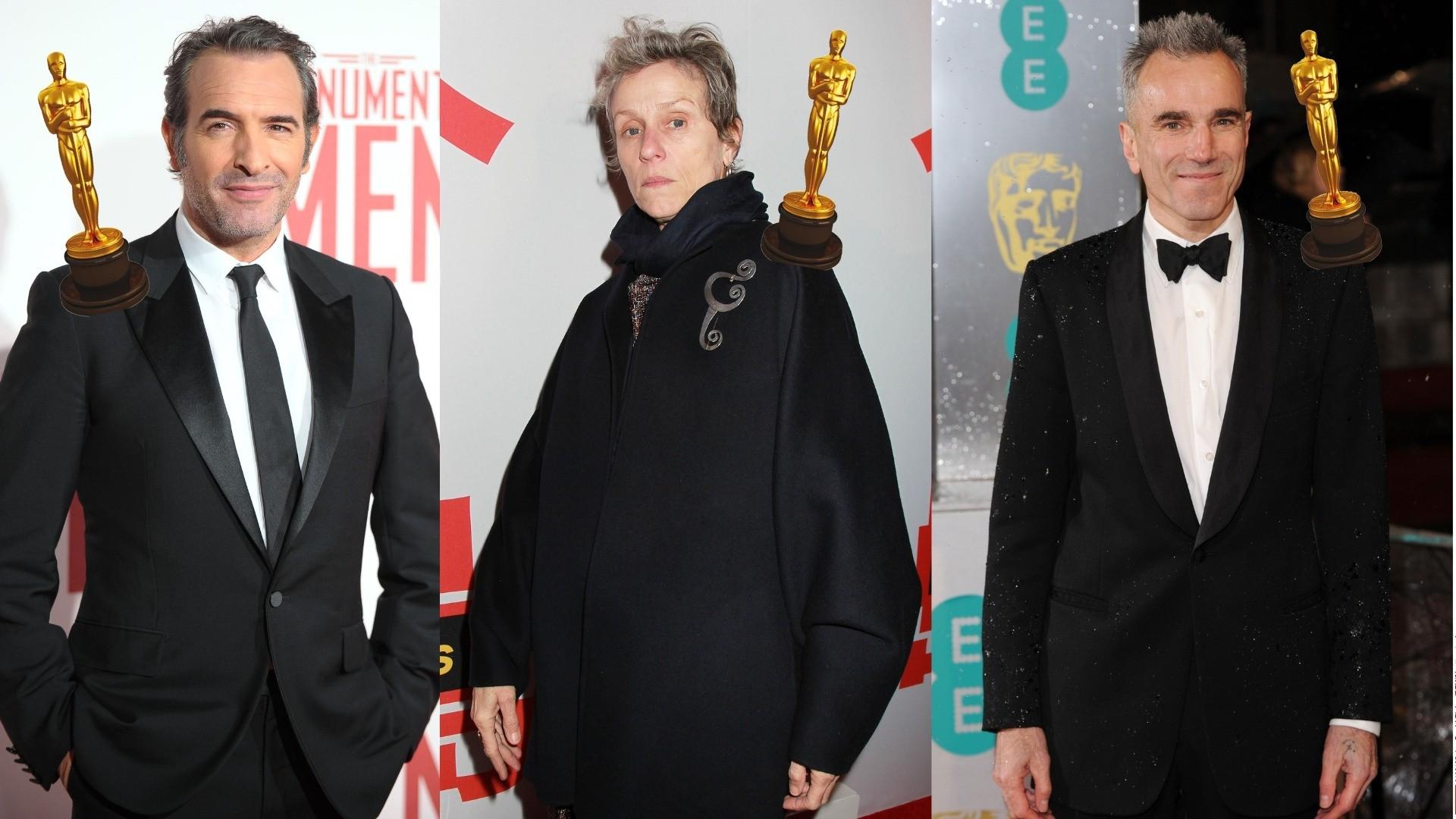 Топ-10 победителей премии «Оскар», о которых ты не подозревала