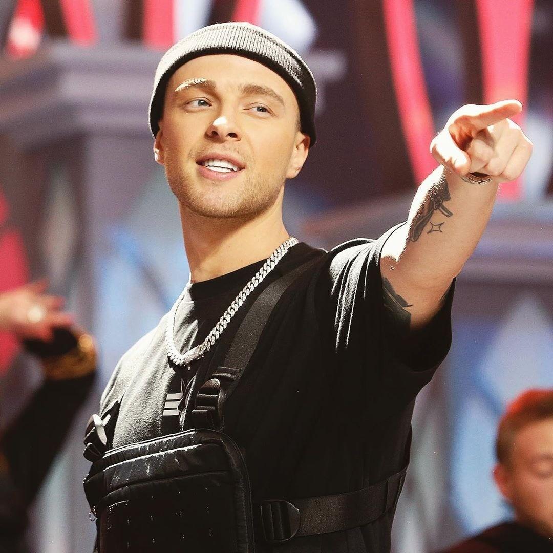 Егор Крид стал самым популярным певцом в России