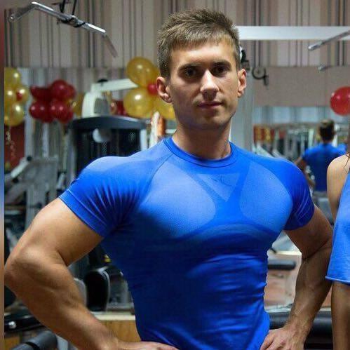 Ярослав Лаушкин, фитнес-тренер