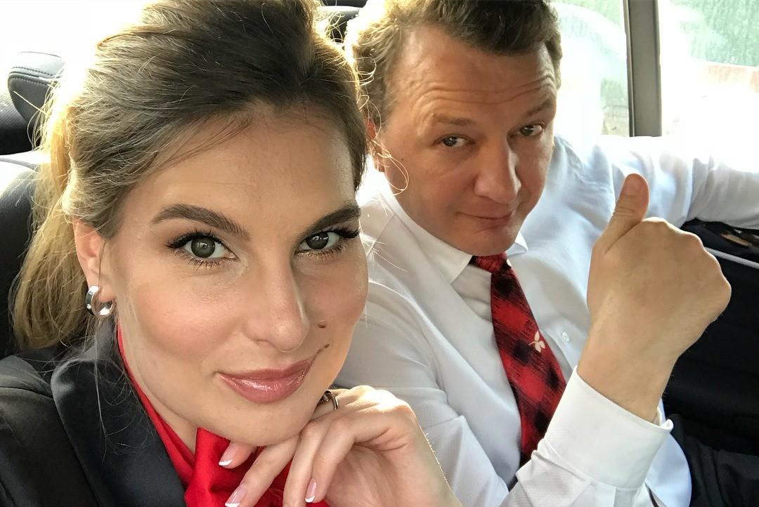 Жена Марата Башарова подала заявление на развод