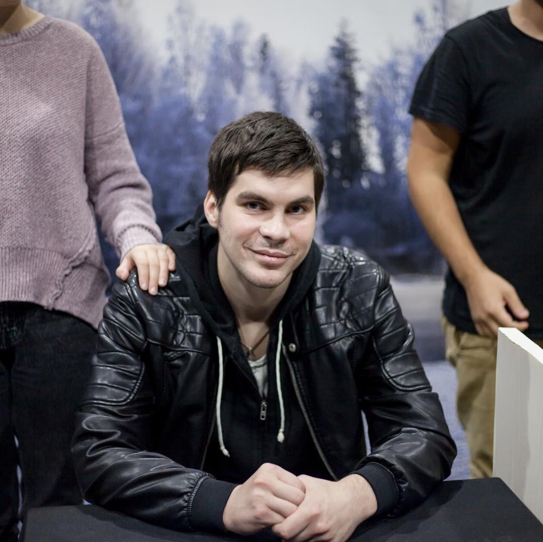 Богдан Лисевский стал новым резидентом Comedy Club