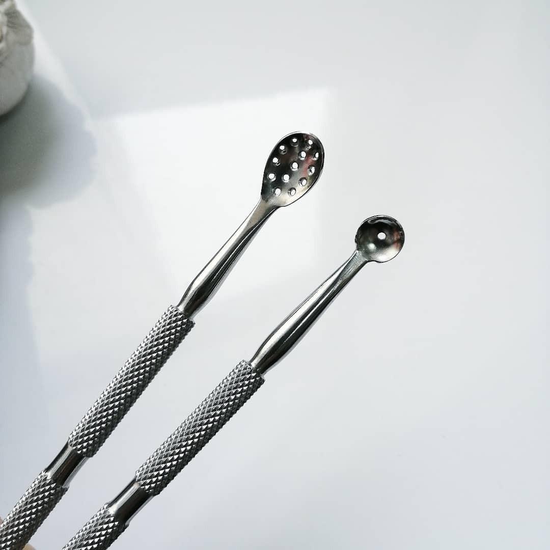 Домашняя чистка лица: что такое ложка Уно и для чего она нужна