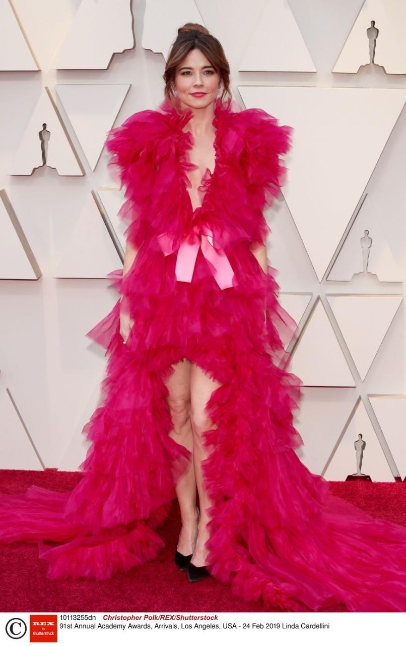 Этот наряд гостям«Оскара» то&#1...