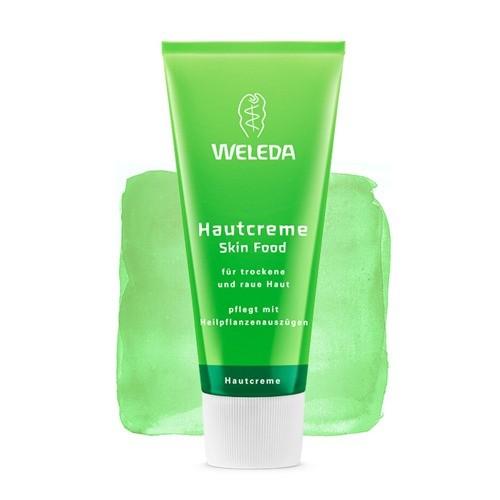 Универсальный питательный крем для тела Skin Food, Weleda