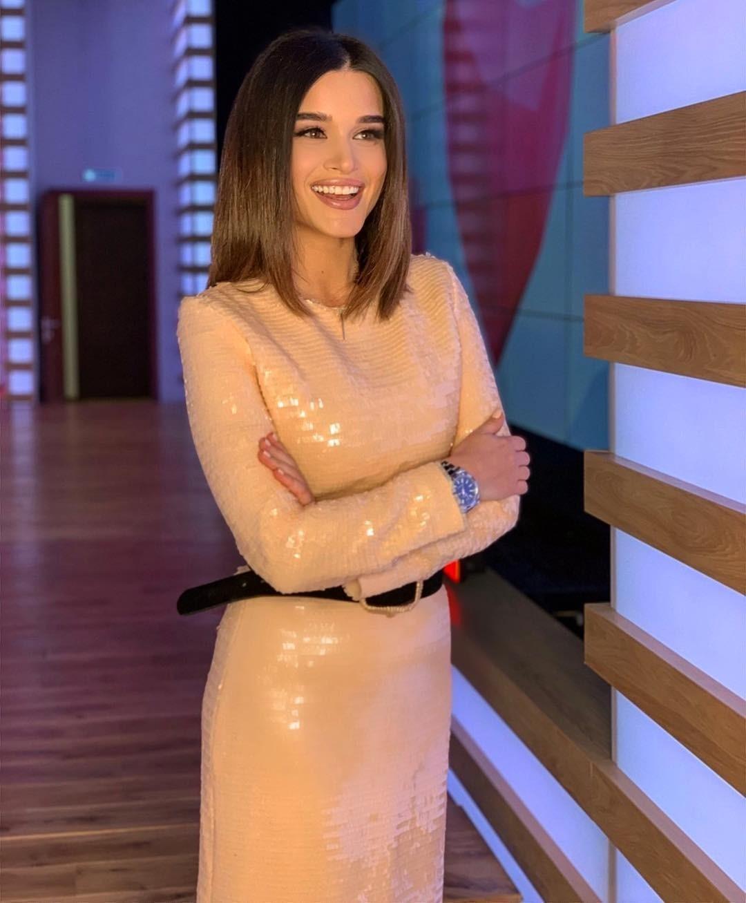 Ксения Бородина пригрозила дочери удалением мультиков ради хорошего кадра