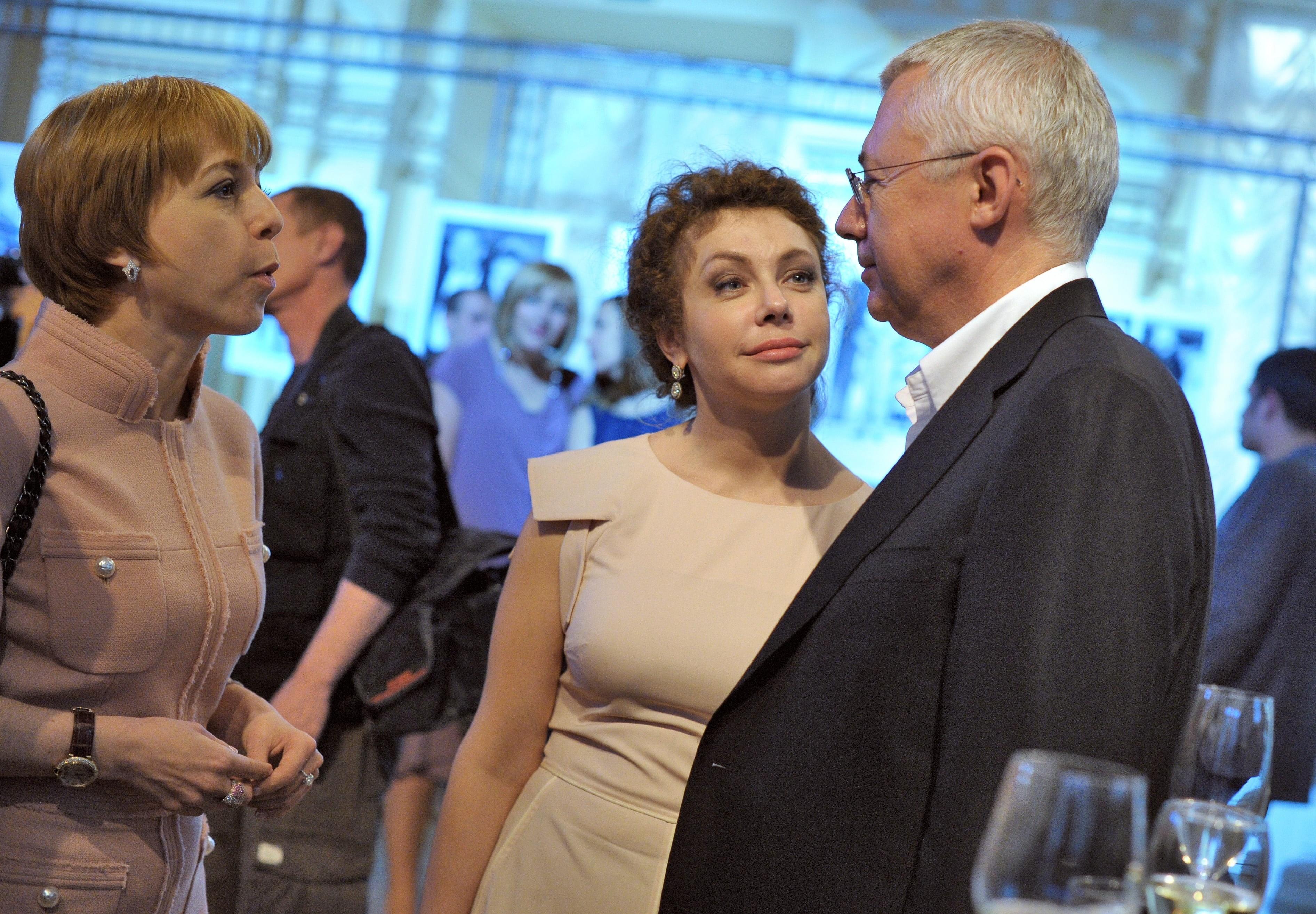 Божена Рынска подтвердила смерть одного из создателей НТВ Малашенко