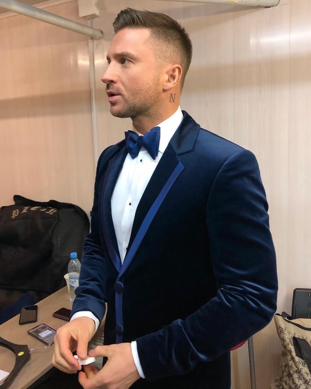 Сергею Лазареву передали на концерте подарок от руководства «Владимирского централа»