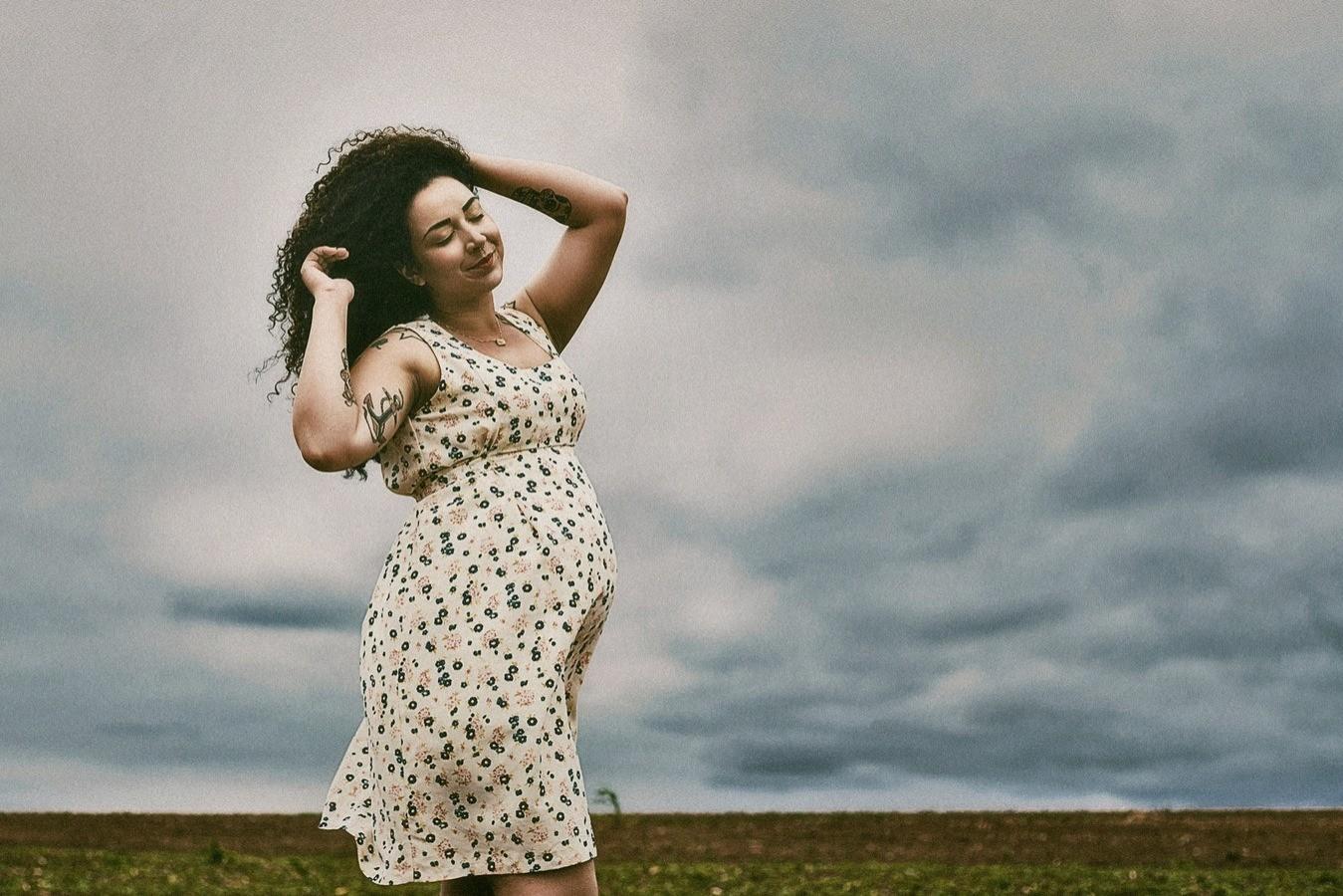 4 альтернативных способа окрашивания волос во время беременности