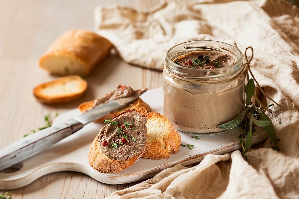 Рецепт паштета из печени: подсмотрели у французов