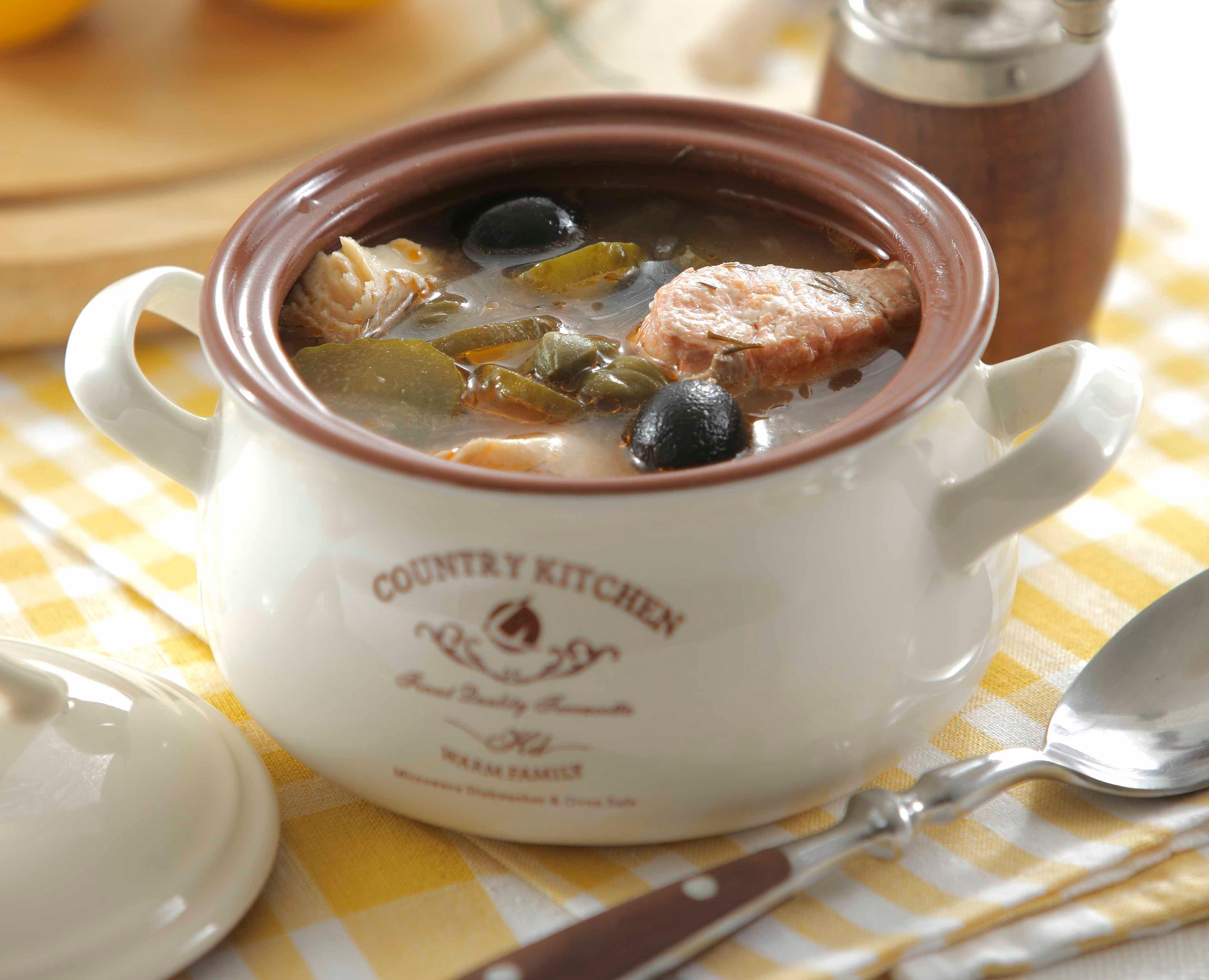 Сборная солянка: идеальное блюдо для холодного сезона