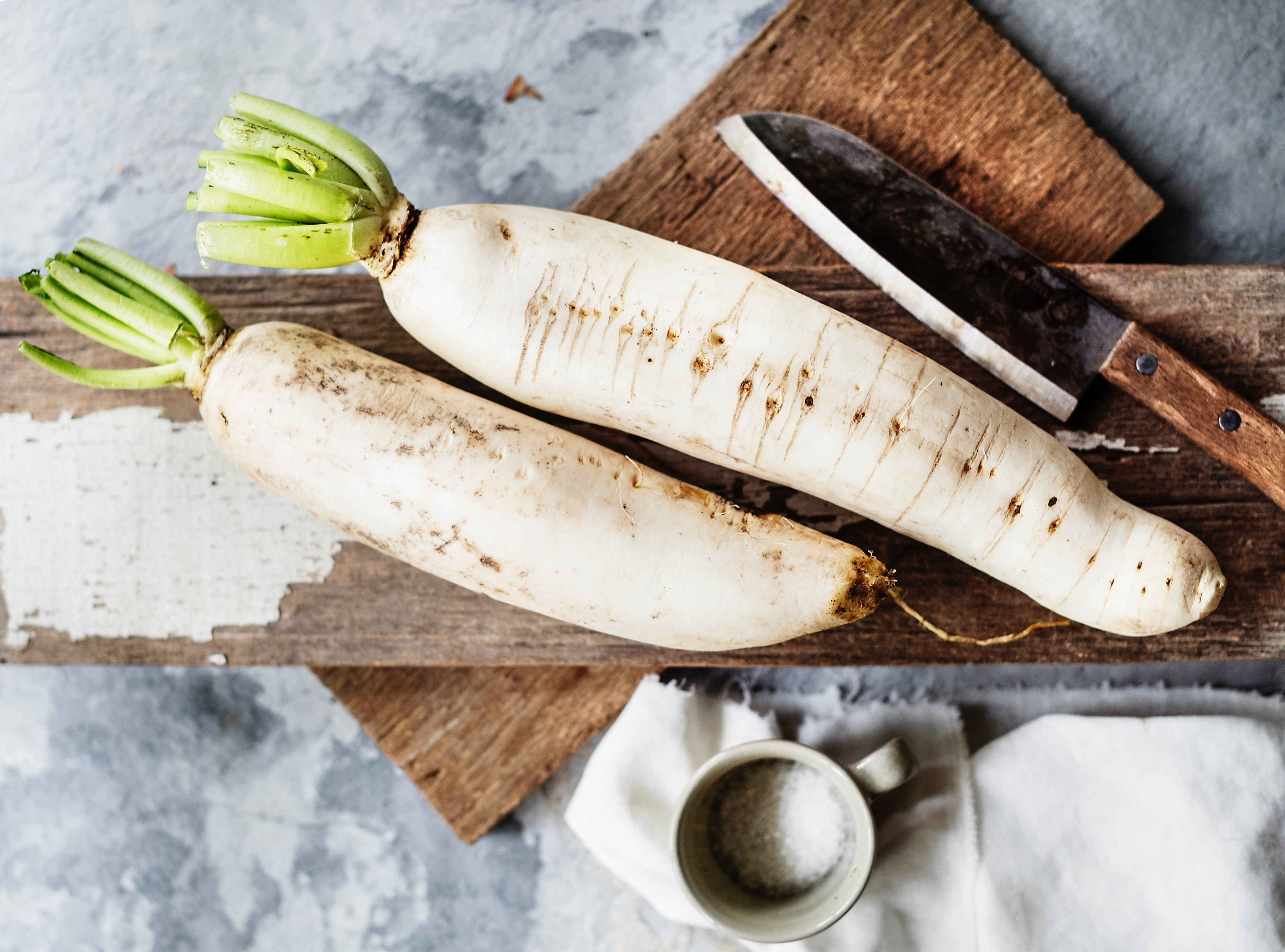 Как приготовить дайкон вкусно и просто: 6 лучших рецептов