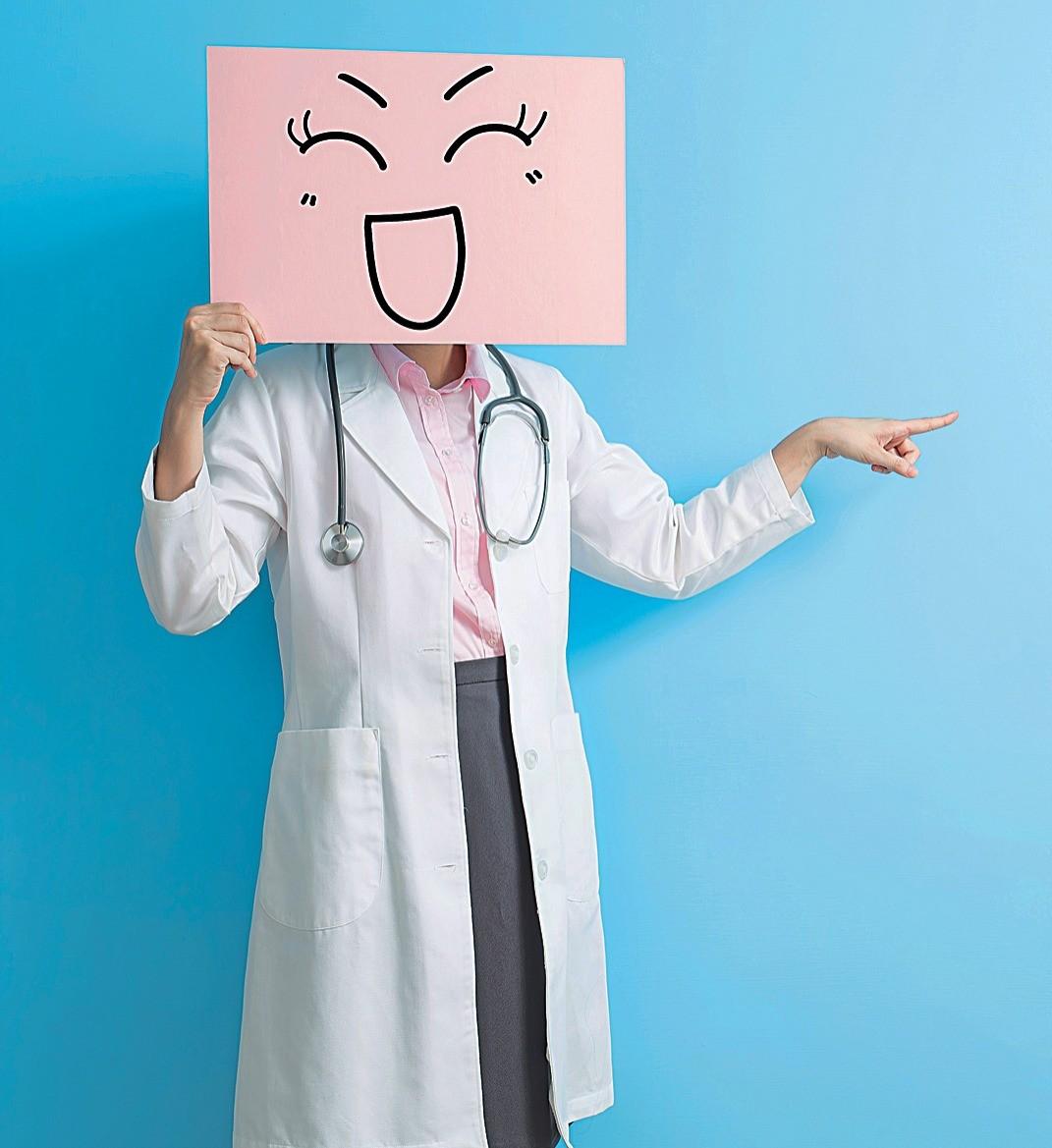 Он должен сидеть прямо напротив врача-«тревожной кнопки». Потому что противоположности притягиваются. Спофигистом легко ивесело. Оншутит, говорит «Уу-у-у, как все запущено!»таким тоно...