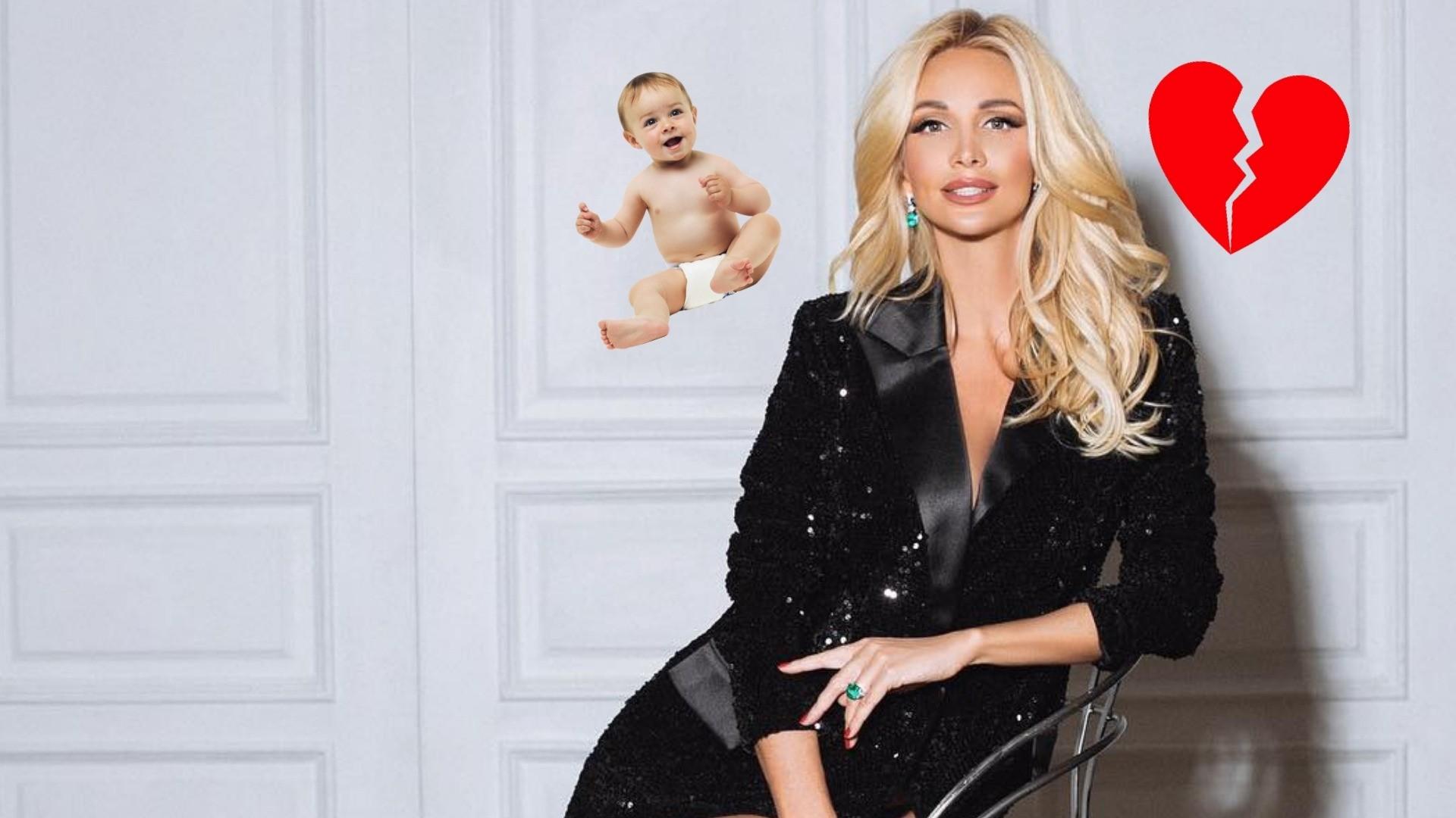 Новый избранник Виктории Лопыревой бросит ее с ребенком: предсказание ясновидящей