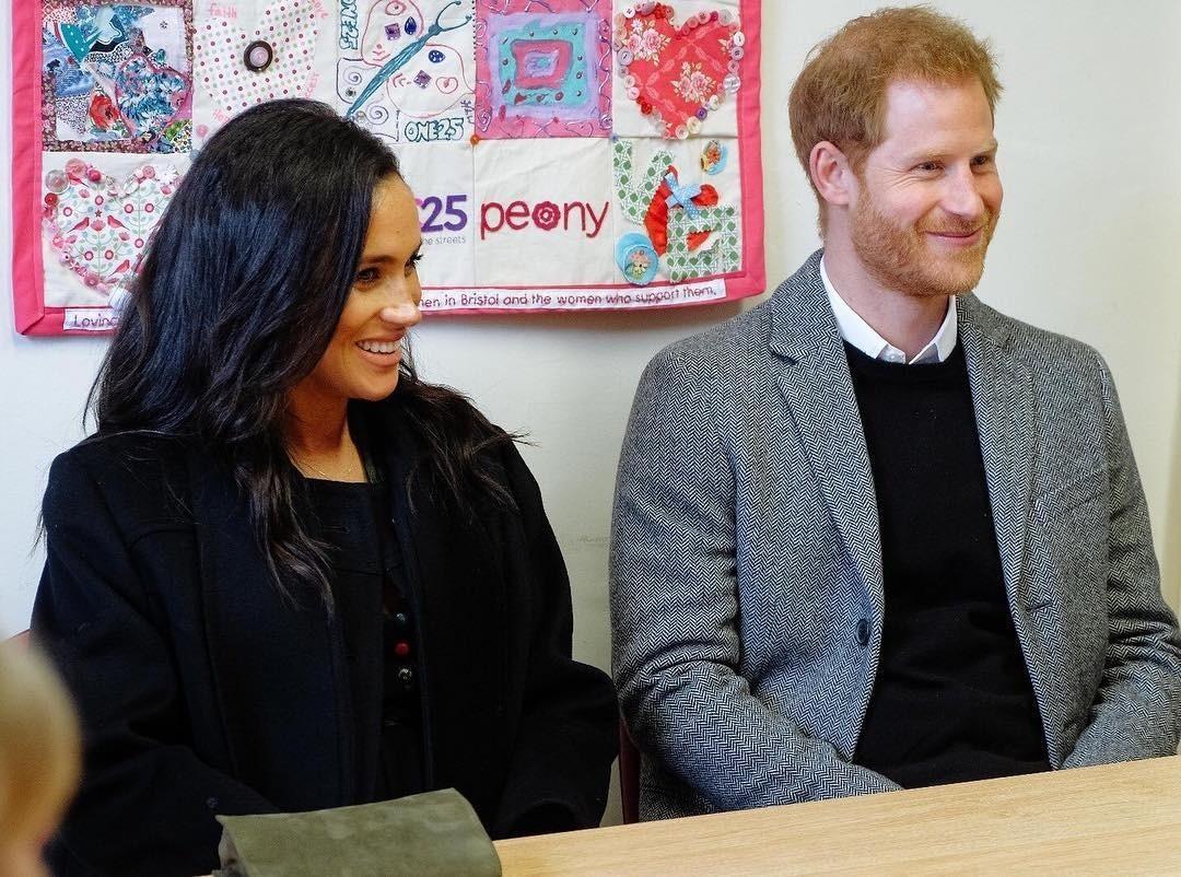 Принц Гарри начал выпивать, несмотря на запрет жены