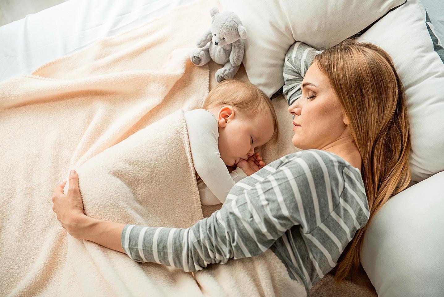 Как расслабиться, если у тебя маленький ребенок?