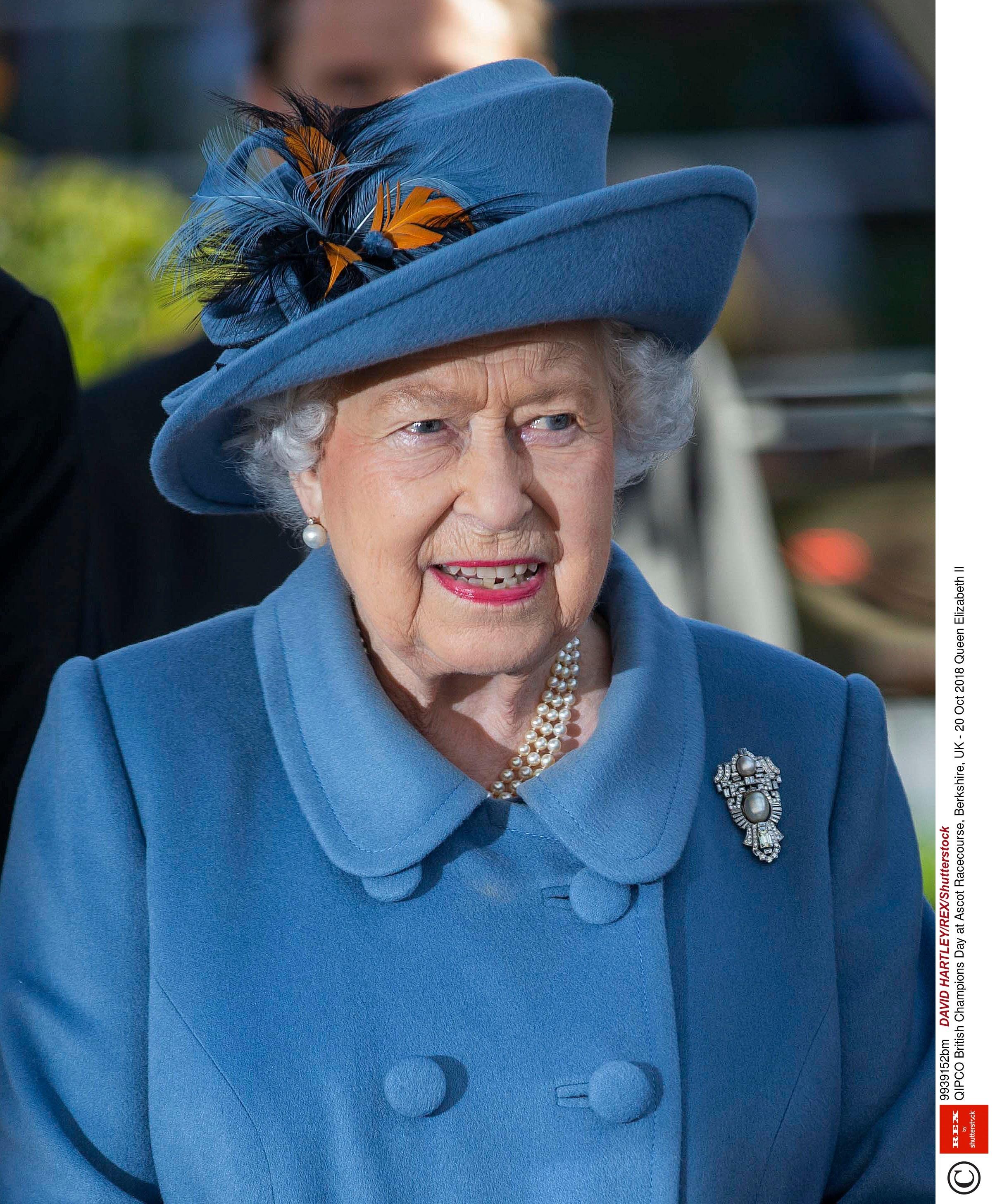 Этим правилом пользуются и герцогиня Кембриджская, и герцогиня Сассекская, и королева Елизавета II. Королевский протокол запрещает членам монаршей семьи ярко краситься, но даже без запрет...