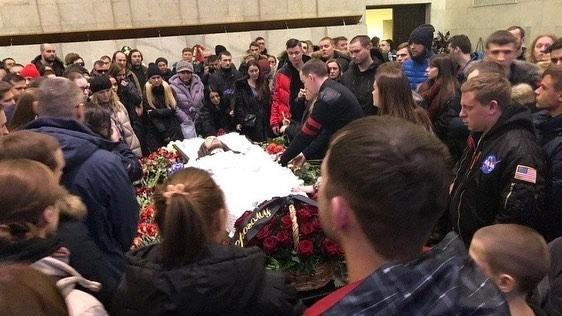 Похороны Децла.